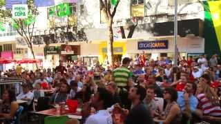 Movimento de turistas anima comércio em Belo Horizonte