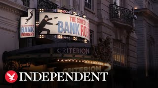 'Magic in the air' as London's West End reopens