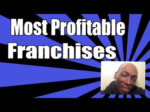 Most Profitable Franchises  Youtube