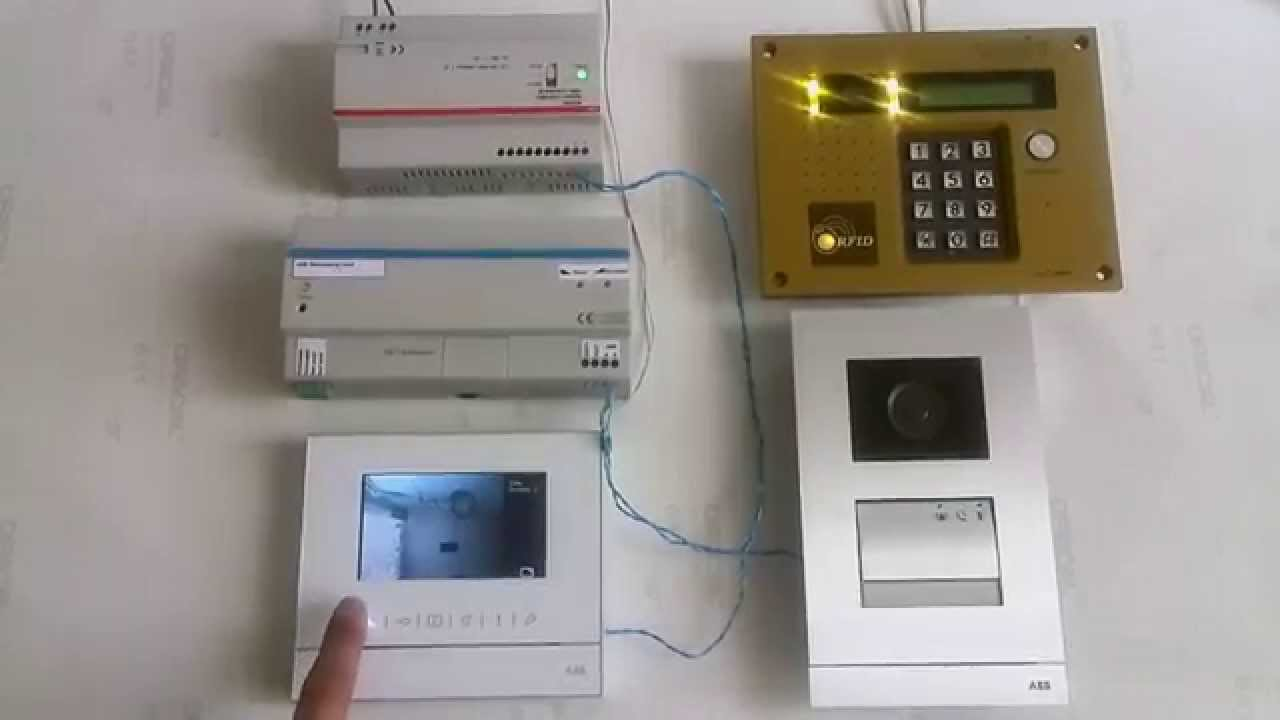 Как снять со стены видеодомофон Commax DPV 4HP Vizit http://magbez .