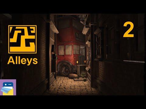 Alleys: iOS iPad Gameplay Walkthrough Part 2 (by THEMEr)