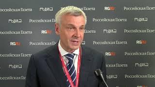Сергей Носов об инвестиционных проектах Колымы и подписанных на ВЭФ соглашениях