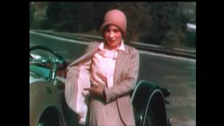 1930 Fashion Revue - Color Film