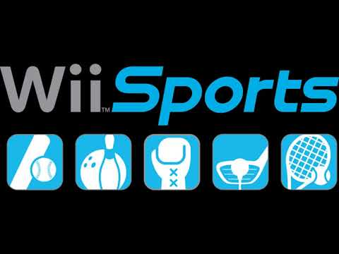 Wii Sports Soundtrack - Tennis (Replay)