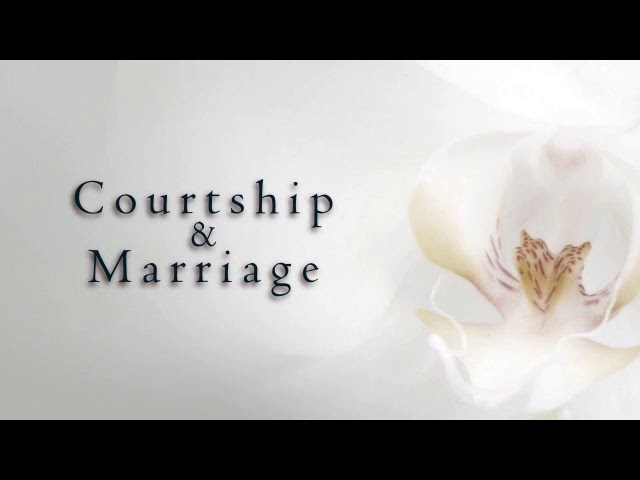2) Courtship & Marriage - Parminder Biant 1/8/20