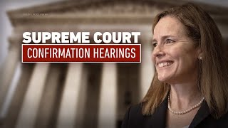 Supreme Court confirmation hearing for Amy Coney Barrett | ABC News