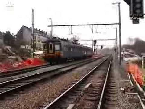Euro Rails 51 - Komen er nog goederentreinen door Halle?