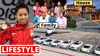 Mirabai Chanu Lifestyle, Silver Medal, Tokyo Olympics, Biography, Income, Family, House & Cars