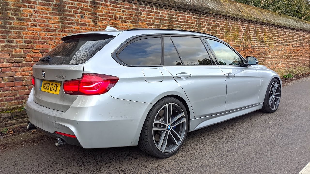 Bmw F31 340i Touring Great Used Buy Motech Performance Youtube