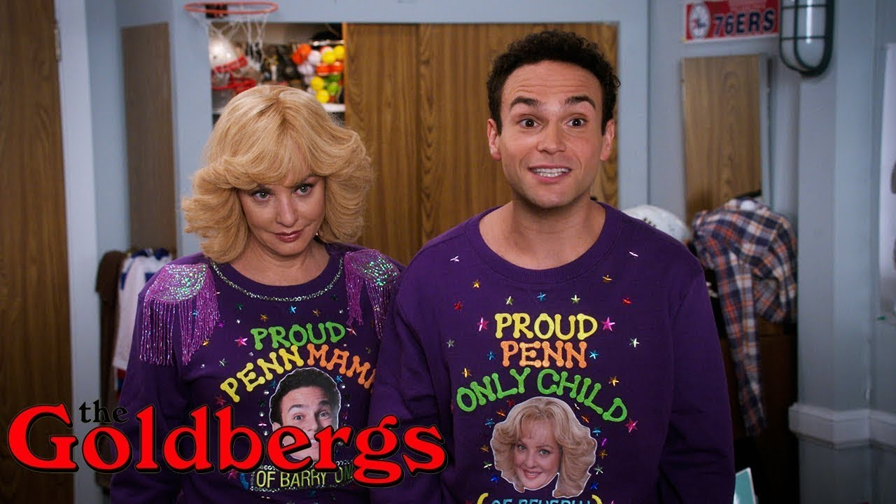 The Goldbergs   Beverly Spoils Barry To Get Back At Erica
