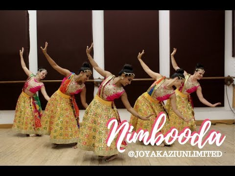Nimbooda | Hum Dil De Chuke Sanam | Bollywood Dance Cover | Joya Kazi Unlimited