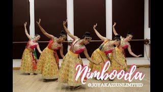 Nimbooda | Hum Dil De Chuke Sanam | Aishwarya Rai | Bollywood Dance Cover | Joya Kazi Unlimited