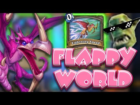 Flappy World (Aqua - Barbie Girl PARODY)