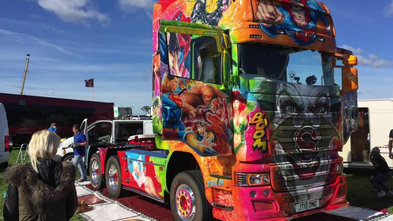 Truckfest Knutsford Cheshire 2016  Youtube