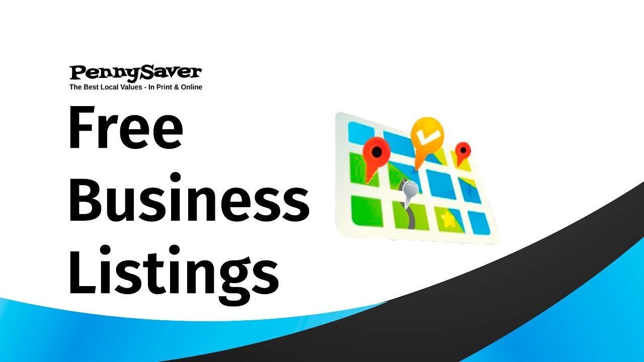 Create Free Business Listings - Pennysaver