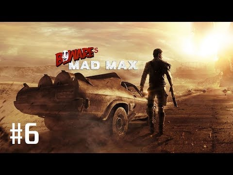 MAD MAX #6 THE ROAD WARRIOR w/ B_WARETNEB
