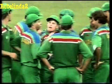 *SCG* SOUTH AFRICA v ENGLAND - SEMI FINAL 1992 WORLD CUP- MATCH HIGHLIGHTS