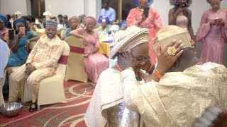 A Nigerian Traditional Wedding - New Jersey - Tolulope & Oladimeji