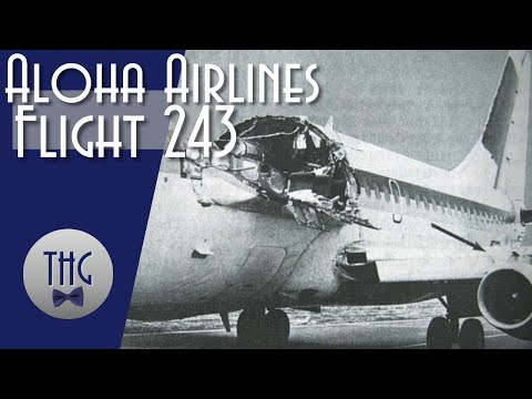Aloha Airlines Flight 243