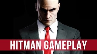 Hitman Gameplay: The Final Test! (Max Graphics 2016)