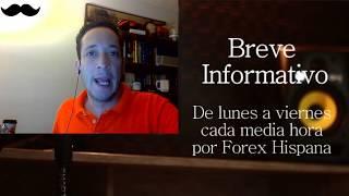 Breve Informativo - Noticias Forex del 9 de Noviembre del 2017