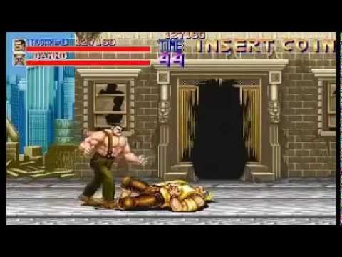 final fight hagar oyunu