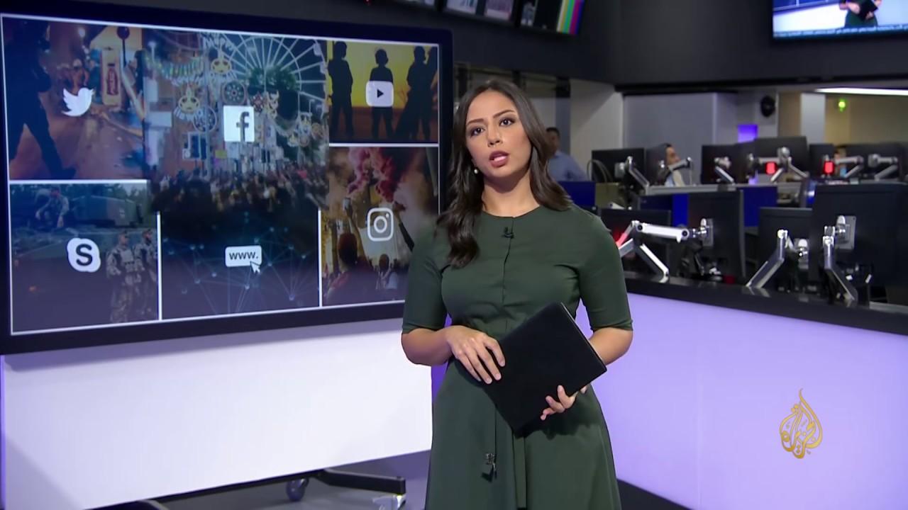 الجزيرة:نشرة الثامنة-نشرتكم 2018/8/13