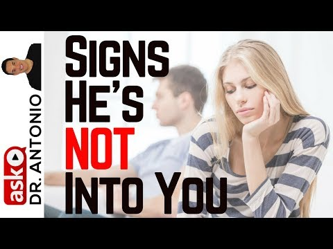 dating tips 5 signs he's interested