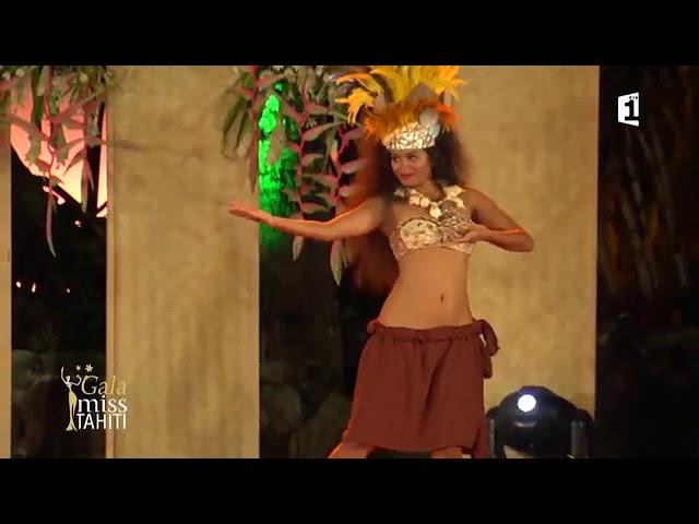 Danse Tahitienne Otea avec Lehia & Tuiana