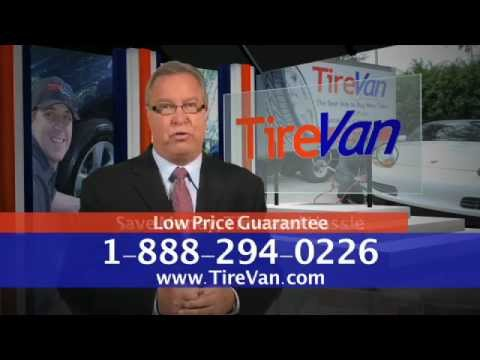 """Ron Jaworski calls TireVan """"A Game Changer"""" in the Retail Tire Industry"""