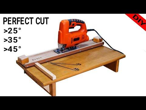 Jigsaw Cutting Station- DIY