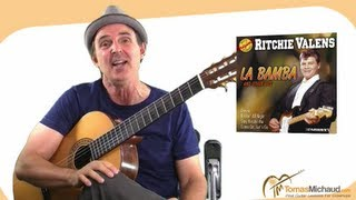 Guitar Songs To Learn 3 of 5 l Easy Song for Beginners - La Bamba