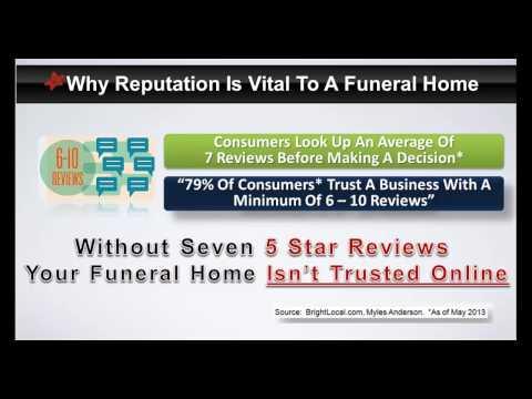 Funeral Home Reputation Marketing Presentation Video