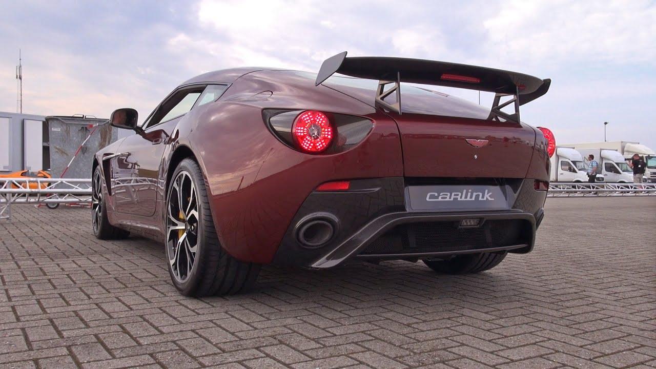 Ultra Rare $800.000 Aston Martin V12 Zagato! - YouTube
