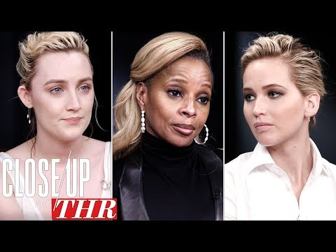 Full Actresses Roundtable: Saoirse Ronan, Jennifer Lawrence, Mary J Blige   Close Up With THR