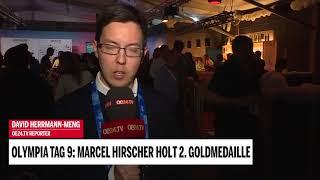 Marcel Hirscher holt 2. Gold-Medaille