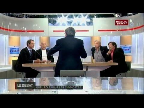 Le syndicalisme - Le débat (12/06/2010)