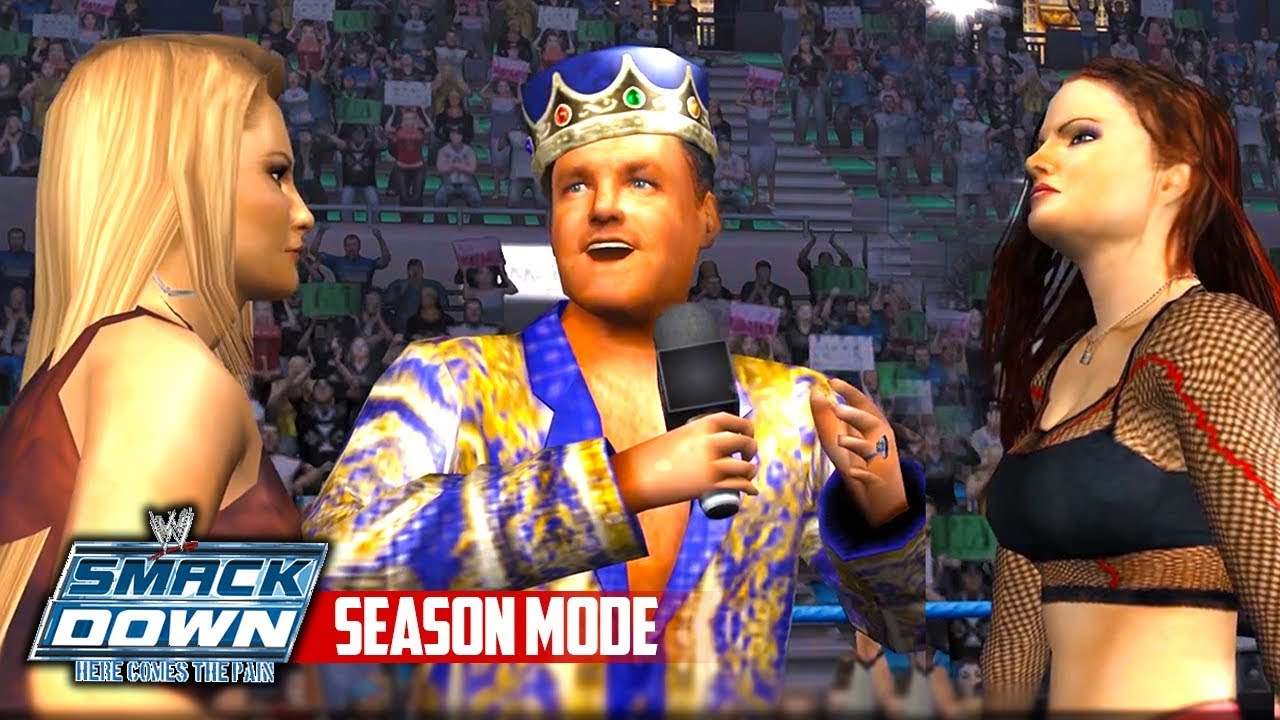 Download BEAUTY CONTEST?!!     WWE Smackdown HCTP SEASON MODE (Ep 3)