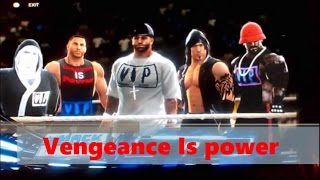 Welcome to the Vengeance Is Power Clan Team Movie