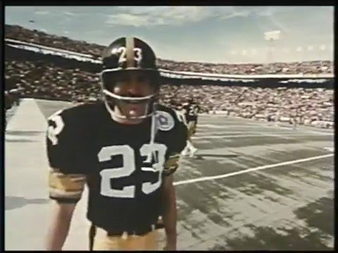 1975 NFL Game Of The Week • Cowboys vs Steelers