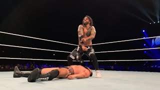 Jey Uso channels The Rock in Oslo, Norway