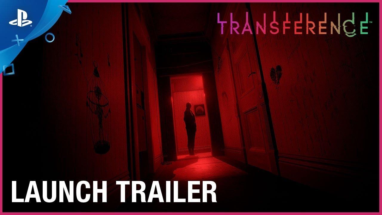 Transference: Launch Trailer | PSVR