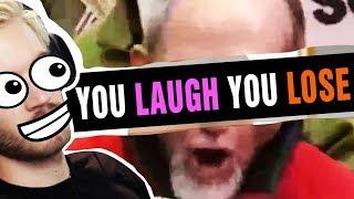 you LAUGH you LOSE #5 — PewDiePie
