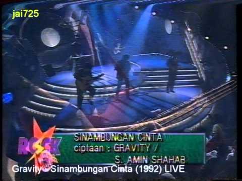 Gravity - Sinambungan Cinta (1992) LIVE