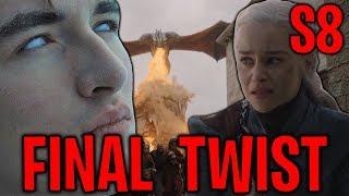 Daenerys Didn't Burn King's Landing ... Bran Stark Did! | Game of Thrones Season 8