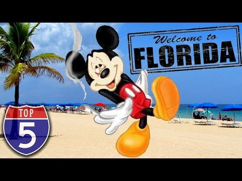 Top 5 Strange Facts About Florida