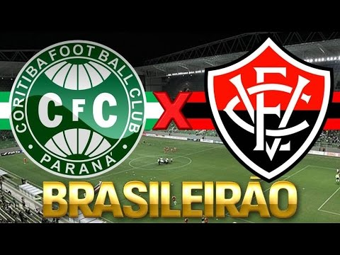 97287ee1db3a5 Coritiba x Vitória - Campeonato Brasileiro 2016 - 37° Rodada (27 05 2017)   PES 2017