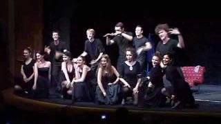 Predstava studenata glume u klasi profesora Irfana Mensura