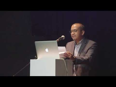 Gave the opening address at Space, Spaces, Spacing, a Substation Conference, 21 March 2020