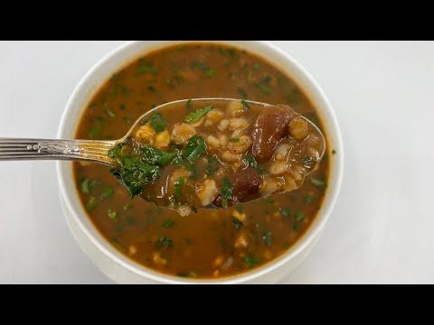Լոբով Ապուր 💯 Bean Soup Recipe 💯💯💯 Суп из красной фасоли 💯💯💯 Lobov Sup